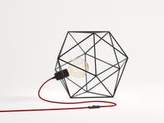 Lampada da tavolo in ferro ACQUA | Lampada da tavolo in ferro - Acqua