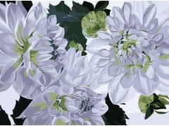Tappeto a fiori rettangolare in lanaADALGISA - BLOSS
