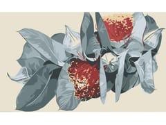 Tappeto a fiori rettangolare in lanaADINA - BLOSS