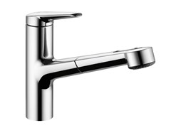Miscelatore da cucina da piano monocomando con doccetta estraibileADRENA 10.321.033.000FL - FRANKE WATER SYSTEMS