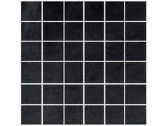 Mosaico in gres porcellanatoADVANCE | Mosaico Black - ARMONIE CERAMICHE