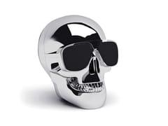 Diffusore acusticoJARRE - AEROSKULL NANO Silver - ARCHIPRODUCTS.COM