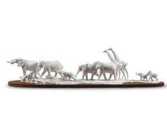 Scultura in porcellanaAFRICAN SAVANNAH WILD ANIMALS - LLADRÓ