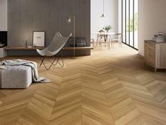 Pavimento in gres porcellanato effetto legnoAFROMOSIA - CERAMICHE COEM