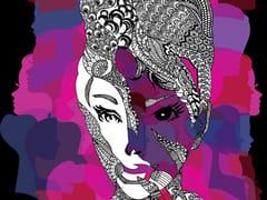 Stampa artistica d'autoreAH-010 - MOMENTI