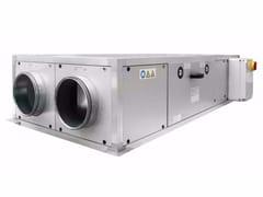 REHAU, AIR 700/3400-H Impianto di ventilazione meccanica forzata