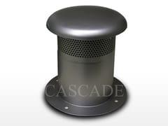 Accessorio idraulico per fontanePresa d'aria per locale tecnico - CASCADE