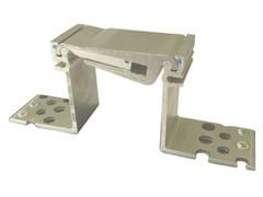 Giunto per pavimento carrabile e carrellabile AL 110/... | Giunto strutturale -