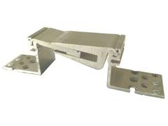 Giunto per pavimento carrabile e carrellabile AL 130/... | Giunto strutturale -