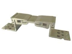 Giunto per pavimento carrabile e carrellabile AL 165/... | Giunto strutturale -