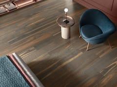 Pavimento/rivestimento in gres porcellanato effetto legnoALLURE NOCE BRUN - ITALGRANITI