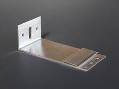 """Staffa ad """"L"""" in alluminioAL180 - REDCIRCLE"""