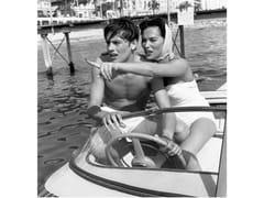 Stampa fotograficaALAIN DELON E BELLA DARVI NEL 1958 - ARTPHOTOLIMITED