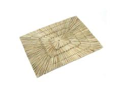 Tovaglietta rettangolare in fibre vegetaliALANG ALANG | Tovaglietta rettangolare - BAZAR BIZAR
