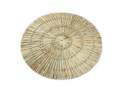 Tovaglietta rotonda in fibre vegetaliALANG ALANG | Tovaglietta rotonda - BAZAR BIZAR