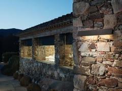 Lampada da parete per esterno a LED ALBA 60 LED OUTDOOR -