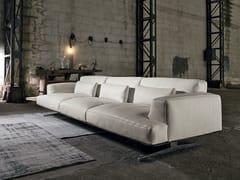 Divano Reclinabile 4 Posti : Divano reclinabile a 3 posti con chaise longue village divano con