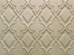 Rivestimento tridimensionale in marmoALHAMBRA - DECORMARMI