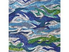 Mosaico in vetroALI - PALAZZO MORELLI