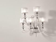 Applique con cristalli Swarovski® ALICANTE A5 SHADE - Alicante