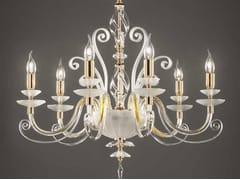 Lampadario in cristallo con cristalli Swarovski® ALICANTE CHARM L6 - Alicante Charm