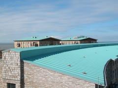 RENOLIT ALKORPLAN Roofing products, RENOLIT ALKORPLAN Design Profilo di finitura