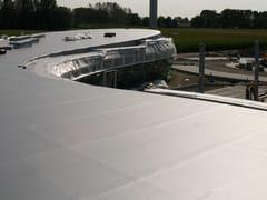 RENOLIT ALKORPLAN Roofing products, ALKORPLAN METALLICS Membrana prefabbricata polimerica in PVC