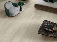 Pavimento/rivestimento in gres porcellanato effetto legnoALLURE ROVERE BLANC - ITALGRANITI