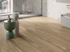 Pavimento/rivestimento in gres porcellanato effetto legnoALLURE OLMO FUMÉ - ITALGRANITI