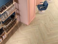 Pavimento/rivestimento in gres porcellanato effetto legnoALLURE ROVERE NATUREL - ITALGRANITI