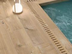 Pavimento per esterni in gres porcellanato effetto legnoALLURE OUTDOOR - ITALGRANITI
