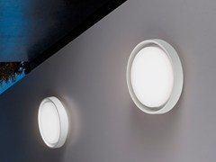 Lampada da parete / da soffitto a LED in alluminioALU | Lampada da parete in alluminio - AILATI LIGHTS BY ZAFFERANO