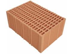 Blocco da muratura in laterizio per zone sismicheAlveolater APZS3004519 S30 - ALA