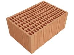 Blocco da muratura in laterizio per zone sismicheAlveolater APZS3004519 S45 - ALA