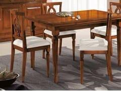 Sedia in legno masselloAMALFI | Sedia - ARVESTYLE