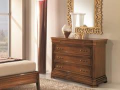 Cassettiera in legno masselloAMALFI | Cassettiera in legno massello - ARVESTYLE