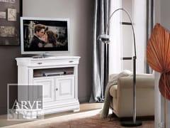 Mobile TV in legno masselloAMALFI | Mobile TV - ARVESTYLE
