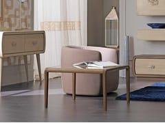 Tavolino in legnoAMARCORD DAY | Tavolino quadrato - CANTIERO