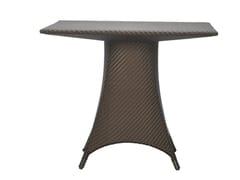 Tavolo da giardino quadrato in JanusFiber®AMARI | Tavolo quadrato - JANUS ET CIE