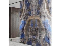 Pannello decorativo in vetro decoratoAMAZZONIA - MILLE997