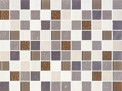 Mosaico in vetro per interni ed esterniAMBER - ONIX CERÁMICA