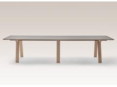 Tavolo rettangolare modulareAMBROSIANO 2322 componibile - ZANOTTA