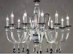 Lampadario in cristallo con cristalli Swarovski® AMELIE L10 - Amelie