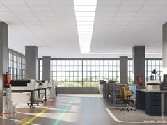Pannelli per controsoffittoAMF ECOMIN Trento - KNAUF CEILINGS SOLUTIONS