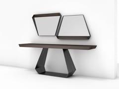 Consolle rettangolare in legnoAMOND | Consolle - BONALDO