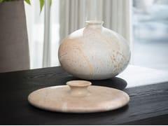 Vaso in pietra ollareAMORFOS - GARDECO