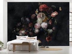 Carta da parati in tessuto non tessuto con motivi florealiAMSTERDAM FLOWERS - KOMAR PRODUCTS