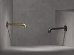 Rubinetto per lavabo a muro monoforoELAN VITAL | Rubinetto per lavabo a infrarossi - THE WATERMARK COLLECTION