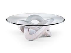 Tavoli Cristallo Allungabili Reflex.Tavolini