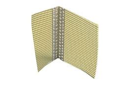 Profilo angolare in fibra di vetro per isolamanto ANGOLARE IN PVC CON RETE - IDA THERM